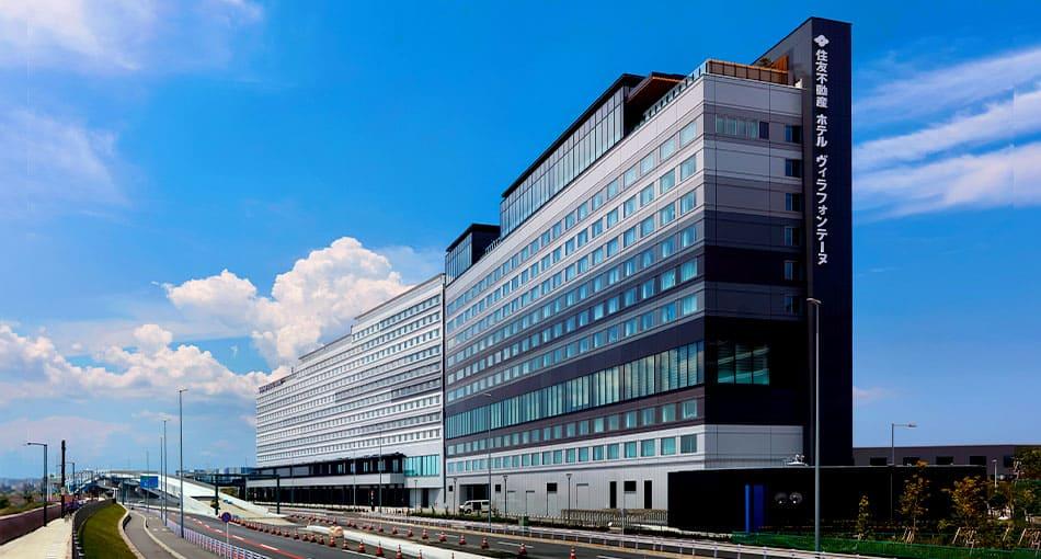 羽田 空港 フォンテーヌ ヴィラ